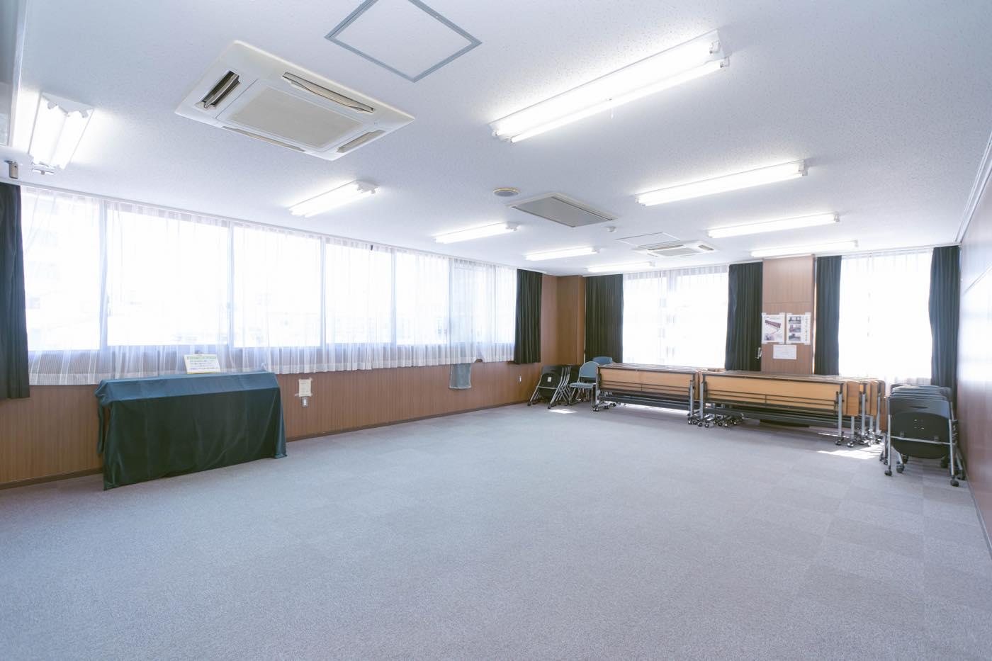 2F 講義室